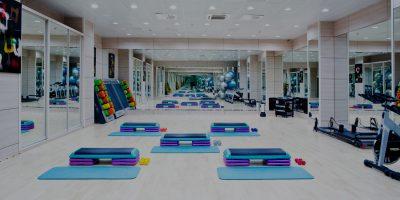 Ремонт фитнес-клубов и спортзалов