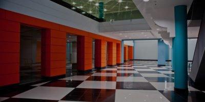 Ремонт торговых центров